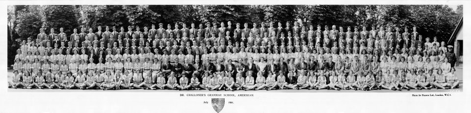 School photo from 1941